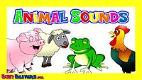 1Animal Sounds Song' - Kids Learning Nursery Rhymes, Learn the Sounds of the Animals, Baby Songs,.mp4