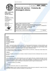 NBR 14605 - 2000 - Posto de servico - Sistema de drenagem oleosa.pdf