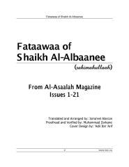 fatawa__sheikh al_albani.pdf
