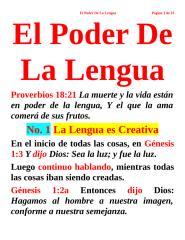 El Poder De La Lengua.doc