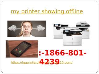 my printer showing offline (10).pptx