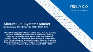 Aircraft Fuel Systems Market.pptx