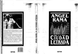 1998 - La ciudad letrada.pdf