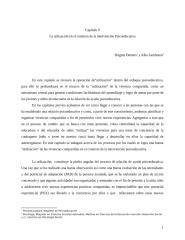 Capitulo 9  La utilización en el contexto de la intervención Psicoeducativa Utilizar, Chretien & .doc