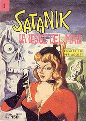 (Ebook ITA Fumetti) Satanik 001 La Legge Del Male.cbr