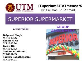 SUPERIORSUPERMARKET new.pptx