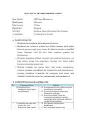 RPP himpunan kuasa dan kesamaan dua himpunan (7B).doc