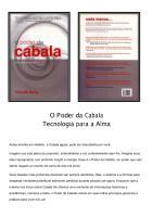 o poder da cabala.pdf