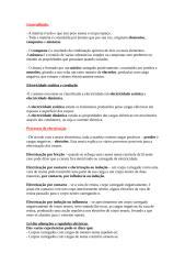 Resumo De Electricidade -  Teste 1.doc