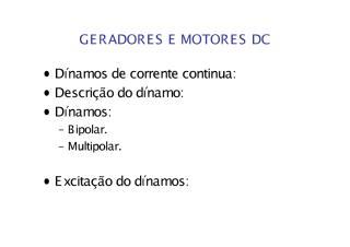 12 Geradores e motores DC.pdf