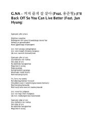 G.NA – 꺼져 줄게 잘 살아 (Feat. 용준형) (I'll Back Off So You Can Live Better (Feat. Jun Hyung).pdf