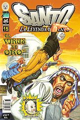 Santo La Leyenda de Plata -#15.cbr