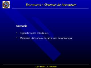 I-Requisitos Estruturais.ppt