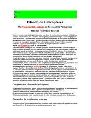 Falando de Helicópteros.doc