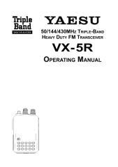 Yaesu VX-5 Manual.pdf