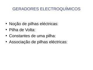 6 Geradores Electroquímicos.ppt