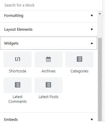 New editing Tool in WordPress is WordPress Gutenberg 5