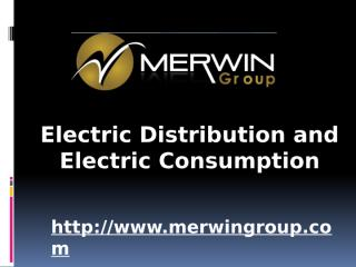Electric Distribution and Electric Consumption - www.merwingroup.com (8).pptx