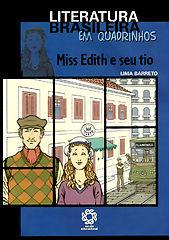 Literatura Brasileira em Quadrinhos - Miss Edith e Seu Tio.cbr