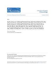 SOCIALLY DISADVANTAGED SUDENTS IN SOCIALLY DISADVANTAGED SCHOOLS-.pdf
