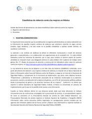 Estadisticas de violencia contra Mujer en México.pdf