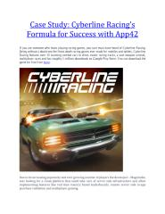 Case Study Cyberline Racing's Formula for Success with App42.pdf