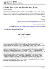 Relendo Dom Bosco, nos duzentos anos de seu nascimento.pdf