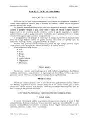 C - Geração de Electricidade.doc