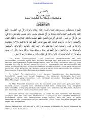 doa yaasiin - imam 'abdullah ibn 'alawi al-haddad.pdf