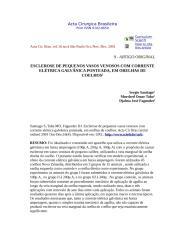 Corrente galvânica e sistema venoso.doc